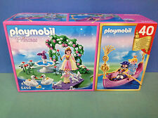 (N5456.1) playmobil princesse set spécial 40 ans ref 5456 boite neuve