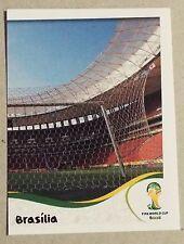 PANINI STICKER - FIFA - WORLD CUP 2014 - No 11 - ESTADIO NACIONAL - BRASILIA p2