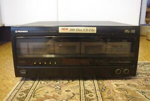 Pioneer PD-F100E 100 CD Changer Disc Player