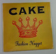 "CAKE ""Fashion Nugget"" NEW Vinyl LP Record SEALED 🎸 CLASSIC Alternative Rock ♫🔥"