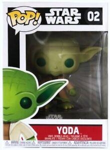 Funko Pop Star Wars: Series 1 - Yoda Vinyl Bobble-Head #2322