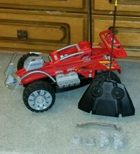 """LEGO Set 8378 Racers Red Beast approx 12"""" remote control vehicle retired rare"""