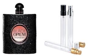 Black Opium YSL  EDP 100% GENUINE samples free P&P