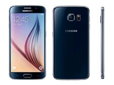 Samsung Galaxy S6 SM-G920P (Latest Model) - 32GB - Black (Sprint) 9/10