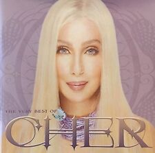 The Very Best of Cher [Warner Bros #1] by Cher (CD, 2003, Warner Bros.) TESTED