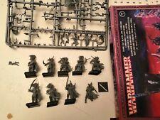 Dark Elf Black Ark Corsairs X 9 Plus Parts Plastic Warhammer