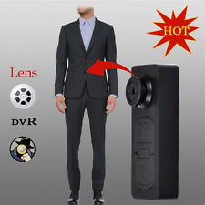 Mini Button Pinhole Camera Hidden DVR PC Camcorder 30fps Pinhole Surveille