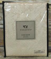 New Veratex Antalya Euro Sham Pillow Case 26x26