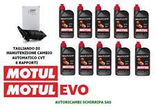 KIT TAGLIANDO CAMBIO AUTOMATICO MANUTENZIONE + OLIO AUDI A6 2.0 TDI CVT 8 MARCE