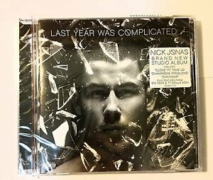 last year was complicated Nick Jonas  Format: Audio CD