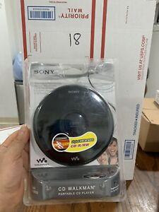 Sony Psyc D-EJ010 Black Portable CD Player Walkman PSYC SEALED NEW!