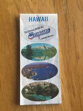 Road map of Hawaii, 1967