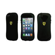 Scuderia Ferrari Bumper Back Cover Case for iPhone 5/5s/SE - FESCBUP5BL
