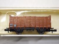 MINITRIX 51 3211 00 Offener Güterwagen DEUTSCHE REICHSBAHN (33777)