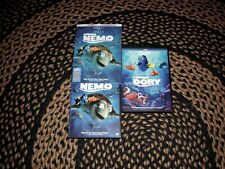 Disneys Finding Dory And Finding Nemo Dvd