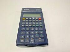 Sharp El-509Lh Scientific Calculator - Advanced D.R.L. Tested & Works
