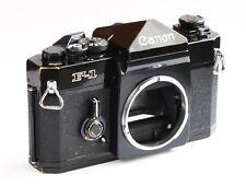 CANON F 1,35 mm SLR Kamera Gehäuse mit Ausrüstung