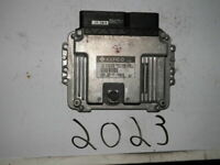 2012 12 HYUNDAI VELOSTER AT COMPUTER BRAIN ENGINE CONTROL ECU ECM MODULE UNIT