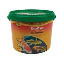 TETRA KOI VIBRANCE COLOR ENHANCING PREMIUM KOI FISH FOOD 3.3 LB BUCKET  16459