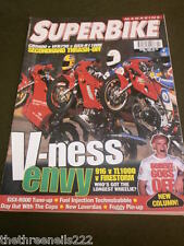 SUPERBIKE - GSX-R600 TUNE-UP - APRIL 1997