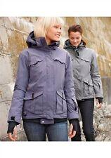 CHIEMSEE Snow- und Freizeitjacke Winterjacke Skijacke ADELE lila Gr. XS  NEU