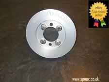 Spoox Motorsport Peugeot 405 Mi16 & BX 16v Billet Alloy Bottom Engine Pulley