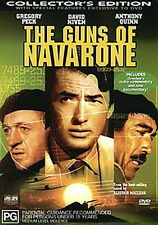The Guns Of Navarone - Action / Military / War - NEW DVD