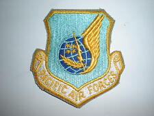 USAF PACIFIC AIR FORCES PACAF PATCH - COLOR