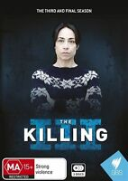 The Killing : Series 3 ( 3-Disc Set)  New & Sealed Region 4 (D137)