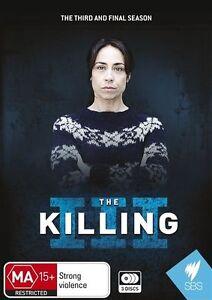 The Killing : Series 3 (DVD, 2013, 3-Disc Set) - Region Free