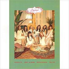 Lovelyz - Now , We 2nd Album Repackage Photobook New Sealed CD KPOP