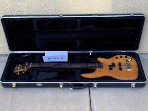 RareBird Falcon Wooden Guitar made in Colorado Complete with Case