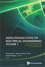 IAENG TRANSACTIONS ON ELECTRICAL ENGINEERING VOLUME 1 - SPECIAL ISSUE OF THE INT