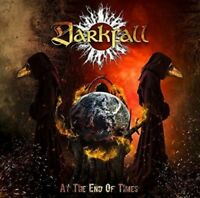 DARKFALL - AT THE END OF TIMES   CD NEU