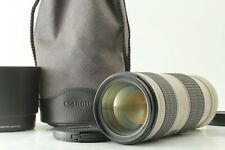 【Mint in Case Food】Canon EF 70-200mm f/4 L IS USM  Lens from Japan #204