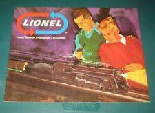 1966 LIONEL TRAINS POSTWAR CATALOG, VERY GOOD