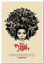 PROUD MARY - 2018 - Original 27x40 REGULAR Movie Poster - TARAJI P. HENSON