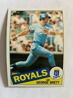 GEORGE BRETT TOPPS #100 - 1985