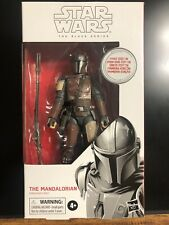 """Star Wars The Mandalorian 6"""" The Black Series MISB #94 FirstEdition"""