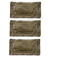 3 Pack - US Military Large Triox Fuel Bars - Camp Stove Fuel - Esbit Tabs