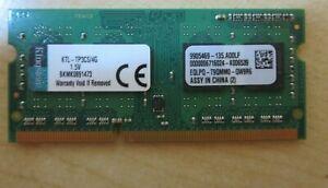 Kingston Lenovo KTL-TP3CS/4G 4GB DDR3 1600Mhz Non ECC Memory RAM DIMM