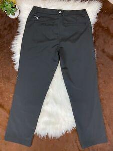 PUMA Cobra Golf Pants  Black Size W34/L32