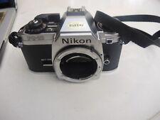 Nikon FG 20 Spiegelreflexkamera SLR Nur Gehäuse / Body !!!