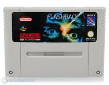 Nintendo SNES Spiel - Flashback DE/EN Modul