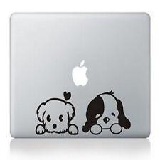 Cute Chiot MAC BOOK Autocollant Vinyle Décalque macbook MARCHAND GB dessin animé