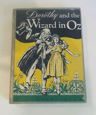 DOROTHY AND THE WIZARD IN OZ Book, L. Frank Baum