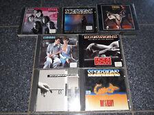 SCORPIONS - CD-Sammlung - 7x Album - TOP!!
