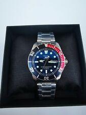 Seiko 5 SNZF15K1 Sports Automatic Sea Urchin 'Pepsi' Dial Mens Watch