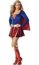 superhéroe Súper Niña Mujer Wonder Woman Disfraz Talla 10/12