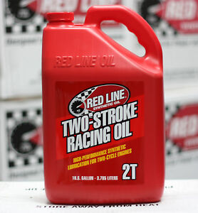 Redline Oil Two-Stroke 2-Stroke 2T Racing Oil 1-US-Gallon 3.78L